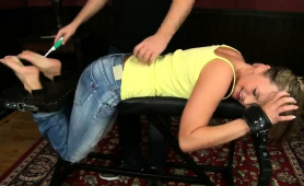 helpless-amateur-blonde-babe-gets-her-lovely-feet-tickled