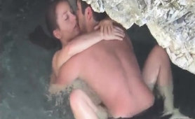busty-girl-has-passionate-sex-with-her-boyfriend-outside