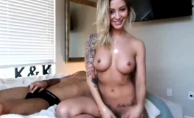 sultry-blonde-with-perky-boobs-fucks-a-raging-pole-on-webcam