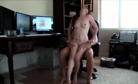 Exciting Redhead With Small Tits Goes Wild On A Stiff Cock
