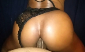 hot-ebony-babe-has-a-black-cock-drilling-her-ass-from-behind