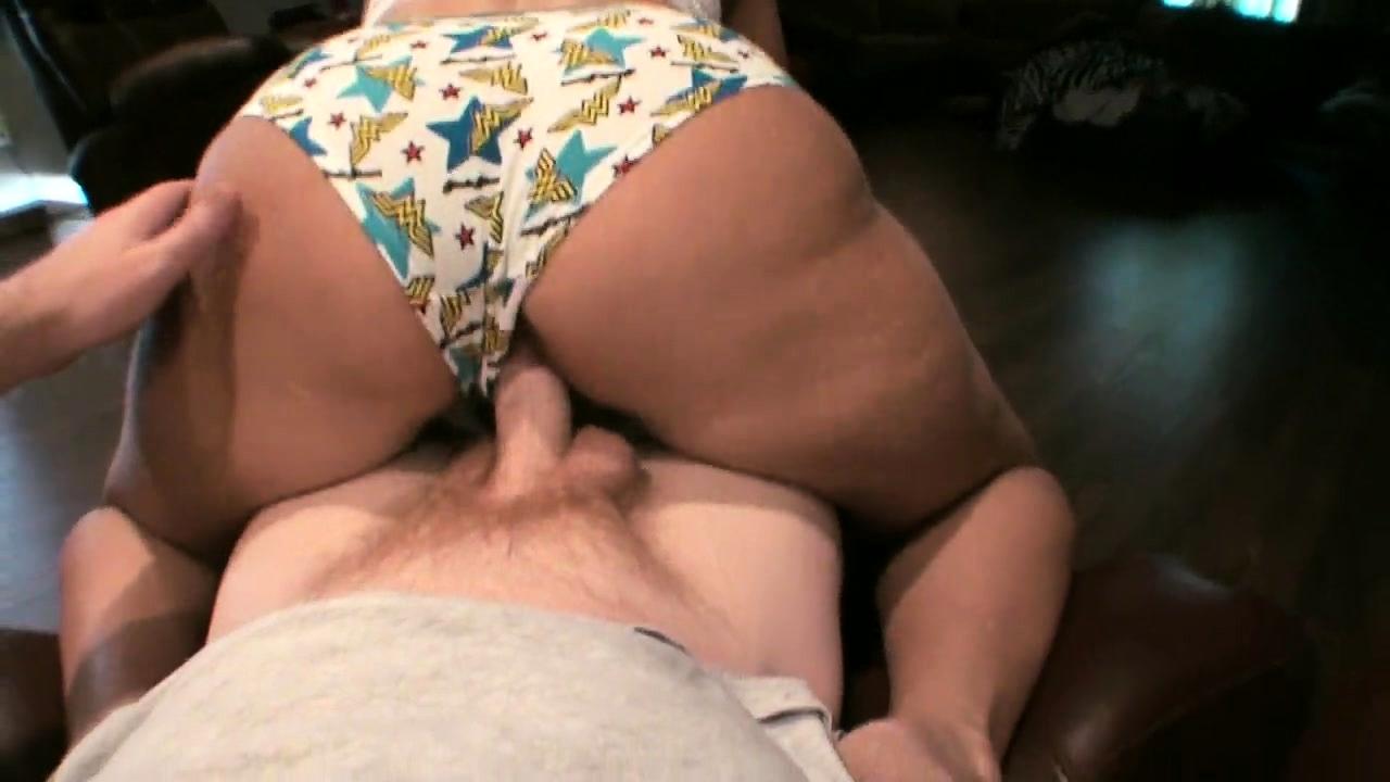 Big Ass Panty Mature Wife