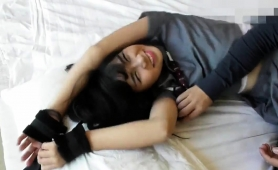 cute-and-helpless-chinese-teen-with-sexy-legs-gets-tickled
