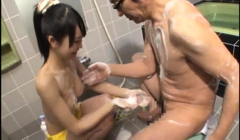 Amateur Teen Abused Old Man